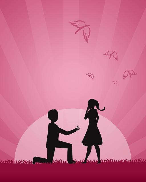 【二人の出会い】通っていた高校の中庭で一目惚れ