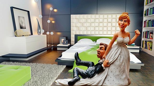【愛してる】嫁がズンズン向かってくる。 ガシッと腕をつかまれ寝室に、俺「!?!?」