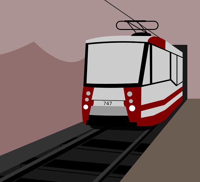 【二人の出会い】夕暮れ時、俺が路面電車に乗り込んだら、嫁しか客がいなかった…