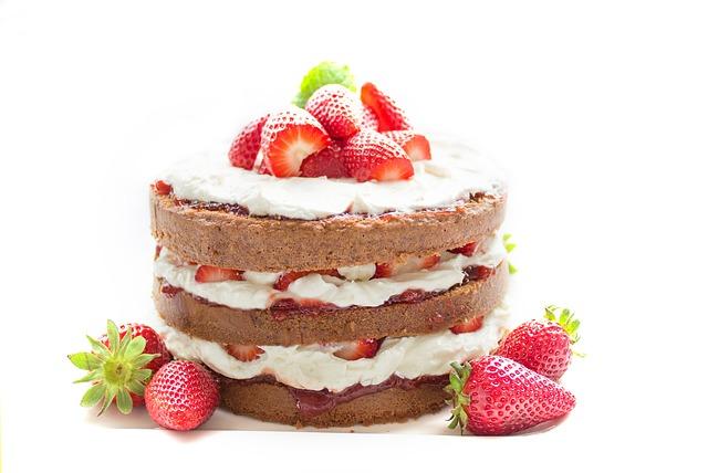 【二人の出会い】高2の時、本命のバレンタインケーキを作りたいという女子(嫁)に協力したら…