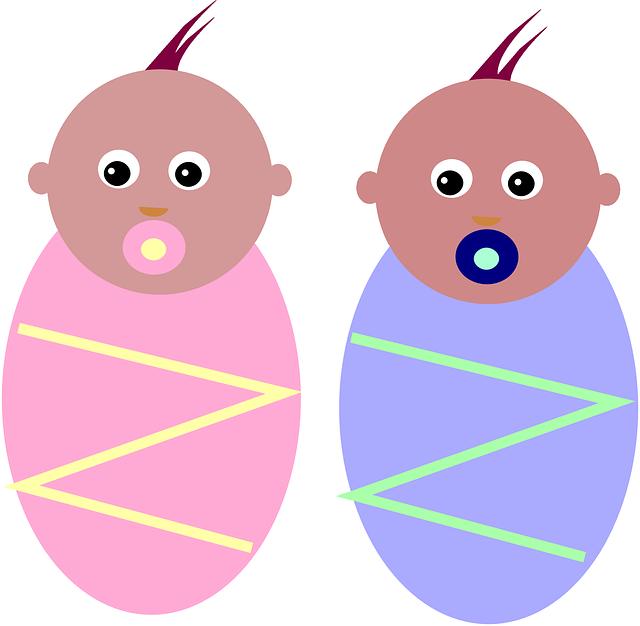 【びっくりポン】中学の同学年に双子がいた(姉弟)。男女だから二卵性のはずだが、そっっくりだった…