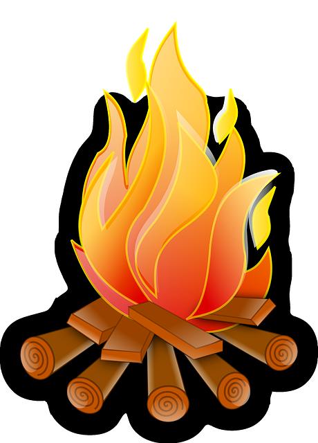 【びっくりポン】家の裏で野焼きをする祖父。 生の松や榊を燃やし、ものすごい煙が…